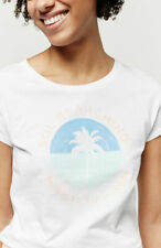 O'Neill sol ladies short sleeve T shirt. Size 12. Super White . BNWT