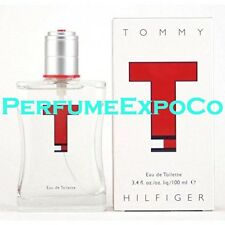 """""""T"""" BY TOMMY HILFIGER Cologne for Men 3.4oz 100ml EDT SPRAY *NEW & SEALED* (BB41"""