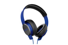 SOL REPUBLIC Master Tracks X3 Over-Ear Headphones – 1601-36 Electro Blue