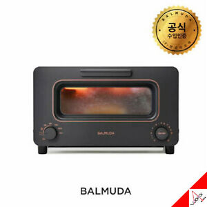 BALMUDA 2021 The TOASTER Premium Modern Classic K05B-BK Black 220V Korean Ver.