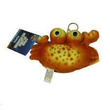 Adventure Planet Plush - CRAB (ORANGE) (keychain - 5 inch) - New Stuffed Animal