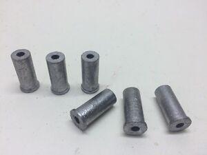 8 Gram Lead Plug-Wates Shaft Tip Swing Weights for Steel (Package of 6 each)