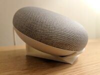 Google Home Mini / Nest Mini angled table top stand