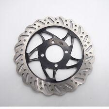 Silver Motorcycle Rear Brake Disc Rotors For Kawasaki Honda Yamaha Dirt ATV Bike