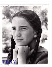 Melissa Gilbert Little House On The Prairie VINTAGE Photo