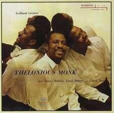 New: THELONIUS MONK - Brilliant Corners (Piano/Jazz/Sonny Rollins) CD