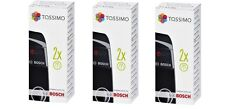 3x Bosch TCZ6004 Entkalkungstabletten Sparset für Tassimo Automaten Reinigung