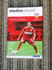 Stadion Aktuell, VFB STUTTGART: TSG HOFFENHEIM,14/15
