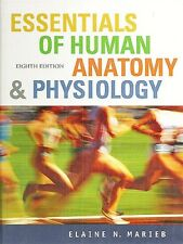 Essentials of Human Anatomy and Physiology by Marieb, Elaine Nicpon
