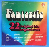 FANTASTIC 22 ORIGINAL HITS LP 197 ELTON JOHN BILL WITHERS NICE CONDITION VG/VG!!
