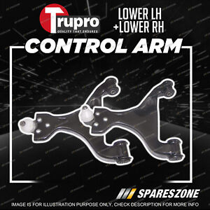 2 Pcs Trupro Lower Control Arms for Mercedes Benz Vito 639 109CDI 122CDI 119EFI