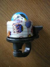 Kinder Klingel Fahrradklingel Kugel Clown Kopf R.O.C. Japan Patent Pending RAR