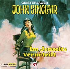 John Sinclair - Folge 57 - CD - Im Jenseits verurteilt