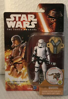 Star Wars The Force Awakens Flametrooper 3.75 In Action Figure