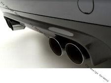 für BMW M3 E46 Karbon Aerodynamik Diffusor aileron arrière perfektion bis ins de