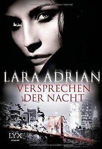 Versprechen der Nacht von Adrian, Lara | Buch | Zustand gut