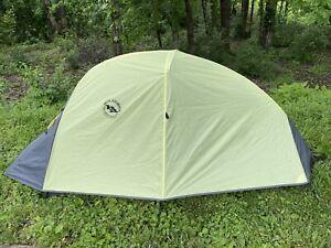 Big Agnes Seedhouse 1 Camping Tent Hubba Ultralight uL Backpacking Hiking Nx SL1