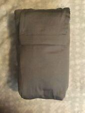 Wrinkle-Resistant Bed Skirt - Threshold-Full Light Grey