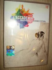 DVD N°12 L'ACCADEMIA CORSO PRATICO DI DISEGNO E PITTURA ACQUERELLO 6 BASI 7