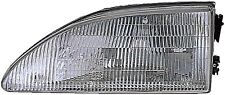 Headlight Lens-Assembly Left Dorman 1590242 fits 94-98 Ford Mustang