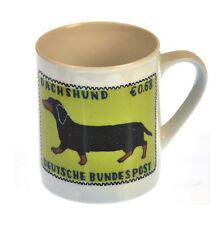 dorkie - 1st classe Tasse - Magpie Mug par Charlotte AGRICULTEUR - TECKEL &
