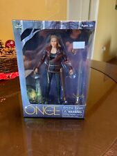 ICON HEROES  Disney ONCE UPON A TIME EMMA SWAN TV  PX 6 INCH ACTION FIGURE NEW!
