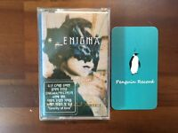 Enigma - Screen Behind The Mirror CASSETTE TAPE KOREA EDITION SEALED