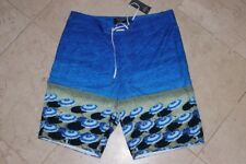 "Abercrombie & Fitch 9"" Board Fit Men's Beach Swim Trunks Shorts NEW 36"