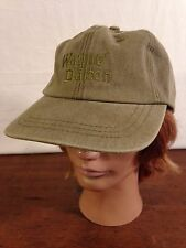Men's Olive Green Cotton Wayne Dalton Garage Doors Adjustable Baseball Cap Hat