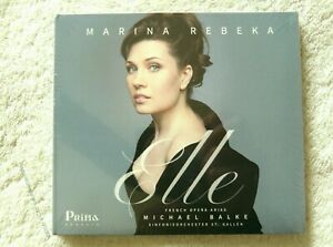 76081 Marina Rebeka Elle [NEW / SEALED] CD (2020)