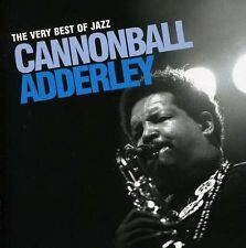 Cannonball Adderley - Very Best of Jazz / 2-CD / NEU+UNGESPIELT-MINT!