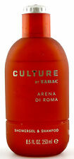 (GRUNDPREIS 15,96€/100ML) CULTURE BY TABAC ARENA DI ROMA 250ML SHOWERGEL SHAMPOO
