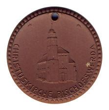BISCHOFSWERDA - Christuskirche - PORZELLAN - ANSCHAUEN (10833/78N)