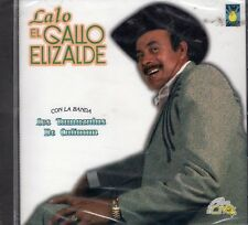 Lalo El Gallo Elizalde Con La Banda Los Tamazulas De Culiacan CD New Sealed