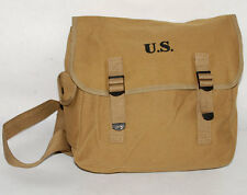 WWII US ARMY M1936 M36 MUSETTE FIELD BAG BACK PACK HAVERSACK -31808