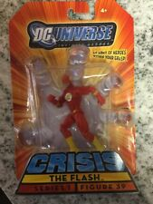 """Flash Wally West 39 DC Universe Infinite Heroes Crisis 3.75"""" Action Figure"""