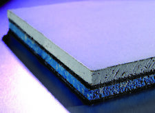 2 OFF JCW Acoustic Silent Board Wall Insulation Panels 1.2m x 1.2m x 27.5mm