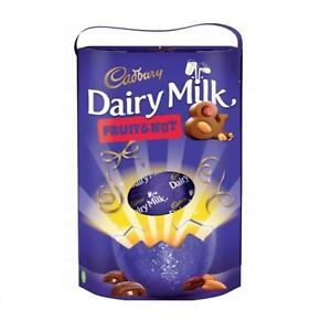Cadbury Dairy Milk Fruit & Nut Easter Egg 302G, A perfect Easter Gift