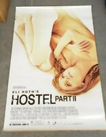 Hostel 2 Movie Poster Rare Eli Roth