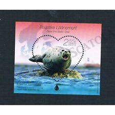 FR1244 - 2015 Estonia protezione Mar Baltico francobollo cuore MNH/**