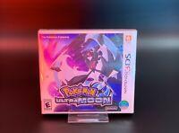 Pokémon Ultra Moon (Nintendo 3DS) BRAND NEW FACTORY SEALED
