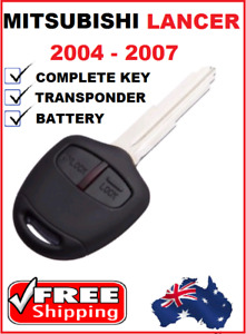 New Mitsubishi Lancer Remote Transponder Car Key 2004 2005 2006 2007 MIT11R-61