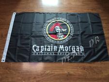 CAPTAIN MORGAN FLAG 3x5FT 90x150CM TWO GROMMETS