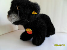 Steiff panther puma cat all Ids made in Germany 2722