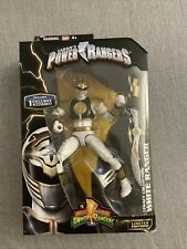 Legacy Mighty Morphin Power Rangers White Ranger Action Figure Limited Edition