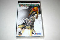 R-Type Command Sony Playstation PSP Video Game New Sealed