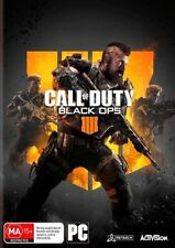 Call of Duty Black Ops 4 - PC Brand New Sealed