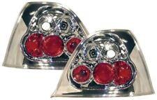 ROVER MG ZR 01-05 CHROME LEXUS STYLE DESIGN REAR BACK TAIL LIGHTS
