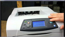 HP LaserJet 4350dtn Network  Printer 1200 x 1200 dpi - 55ppm Collection ONLY