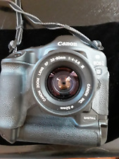 Canon EOS-1D  SLR Camera Excellent Condition with many accessories and handbooks